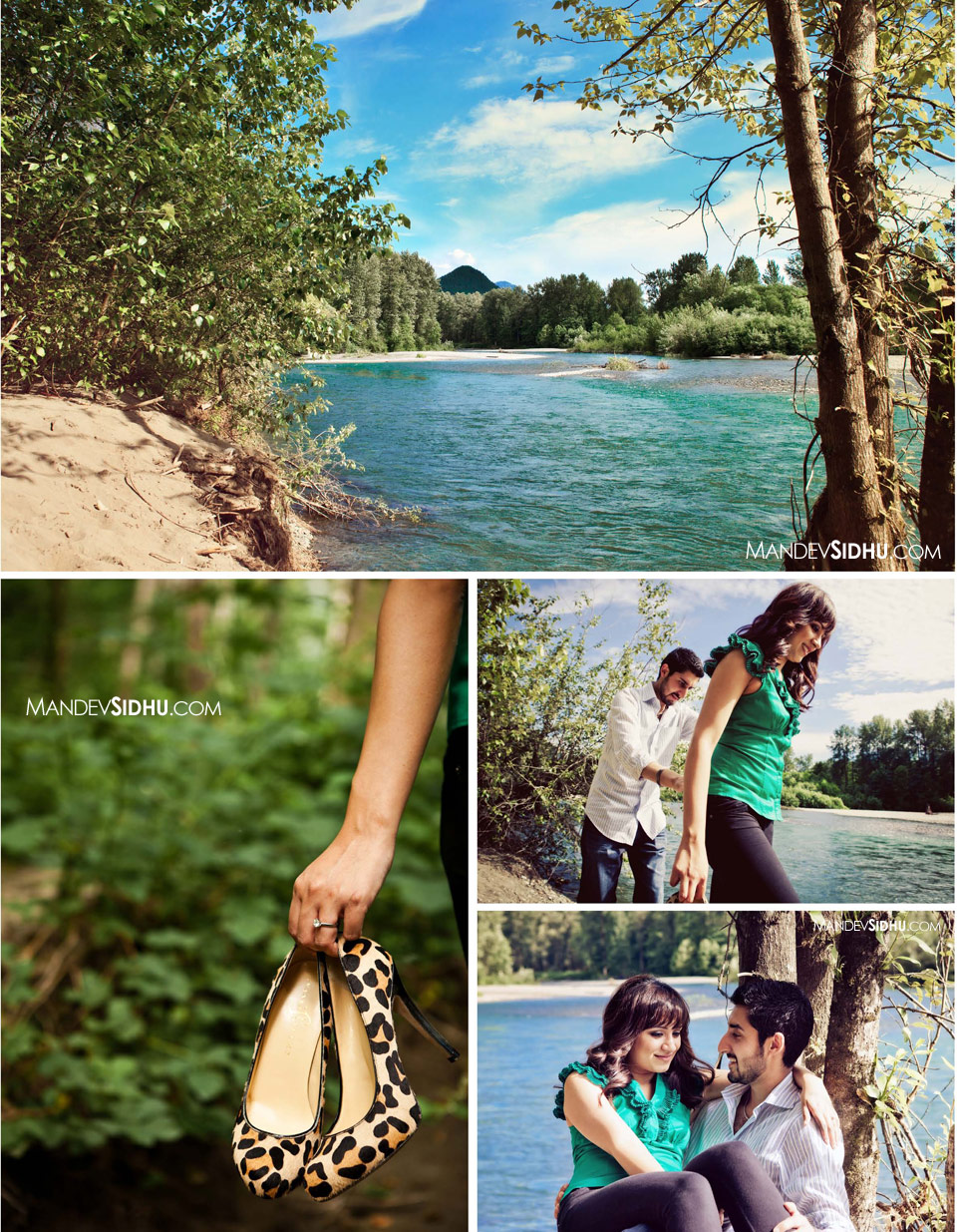 Snoqualmie Engagement Photos