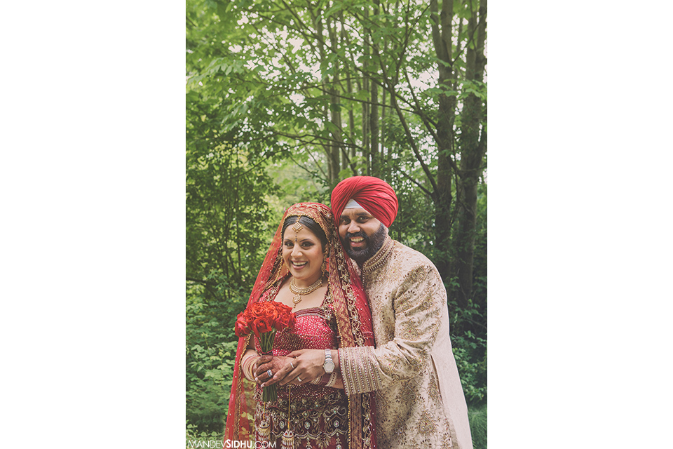 Seattle Indian wedding photograph