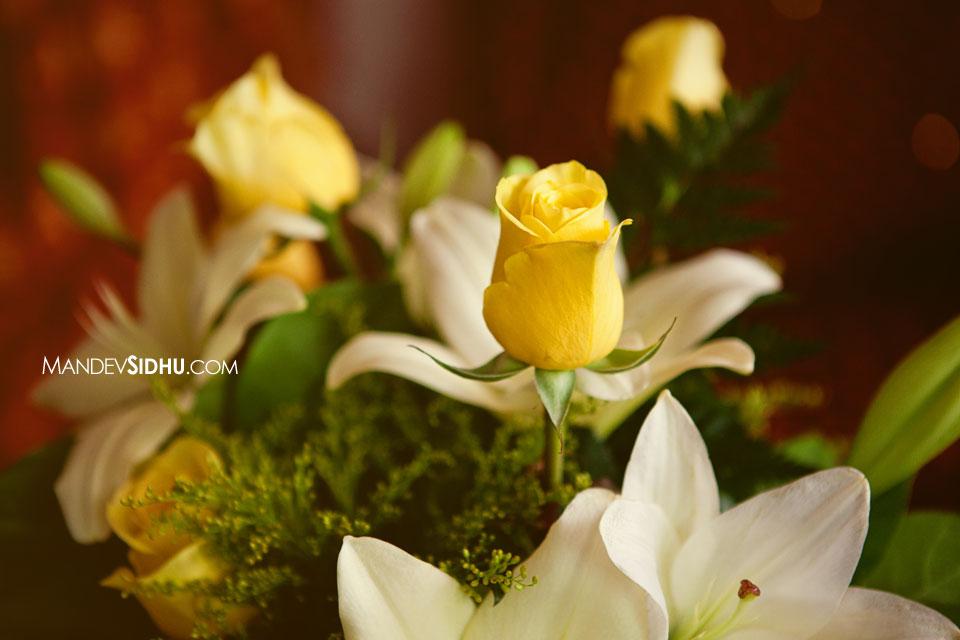Sikh-Wedding-Roses