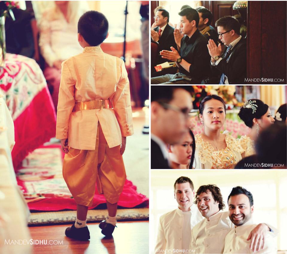 Cambodian Khmer Wedding Ceremony
