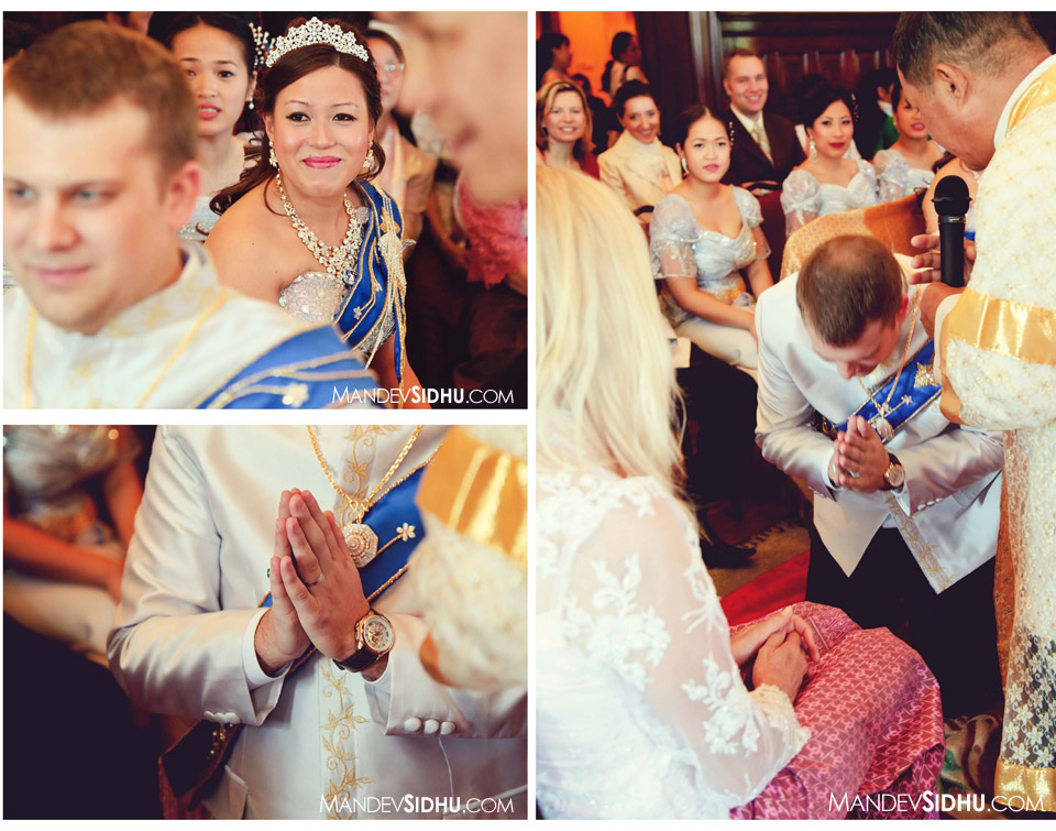 honoring parents cambodian khmer wedding