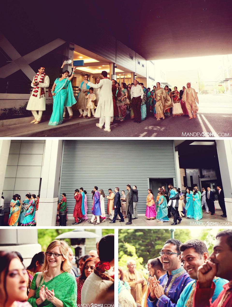 Gujarati Wedding Baraat