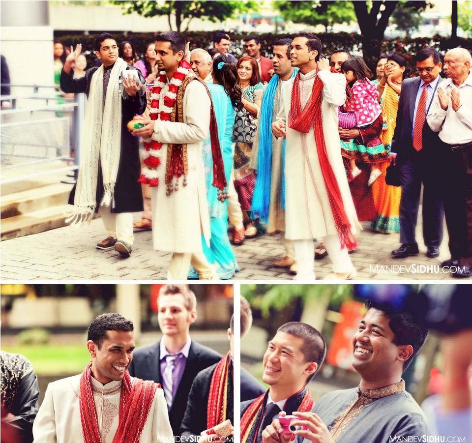 Indian Wedding Baraat Bellevue