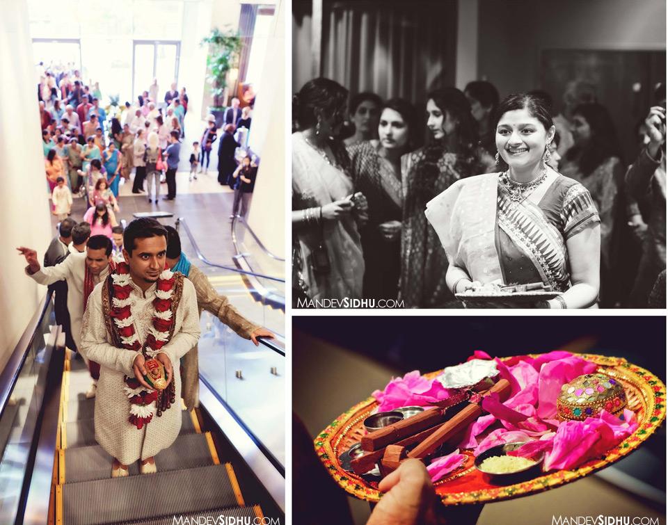 Hindu wedding Ponkvu Seattle