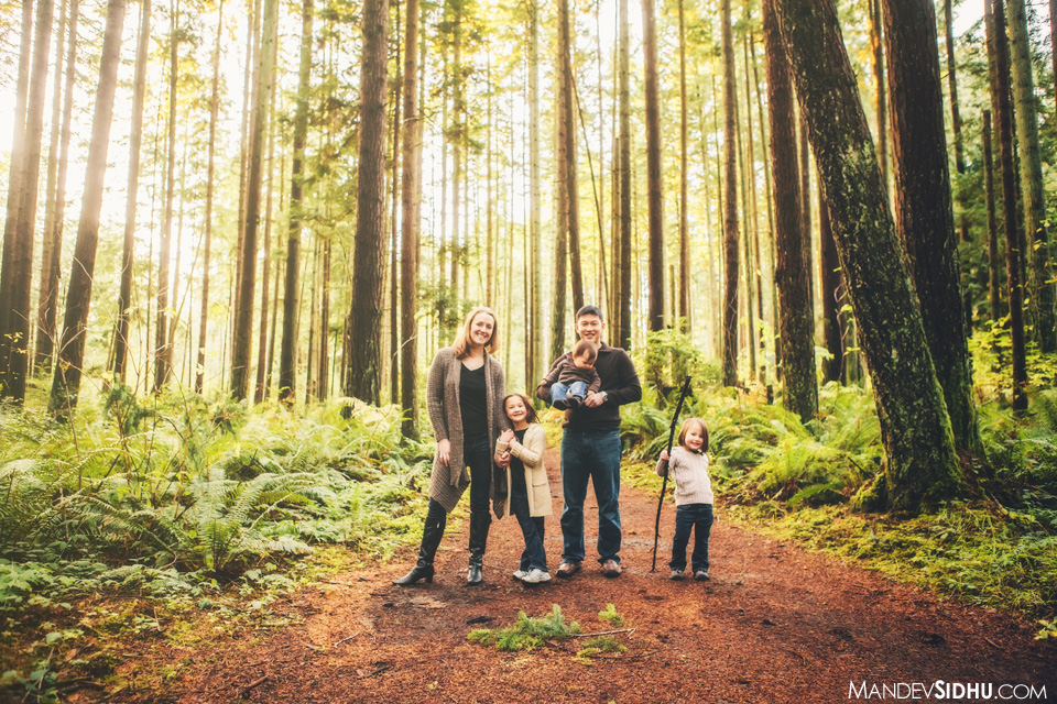 Kirkland Family Photographer