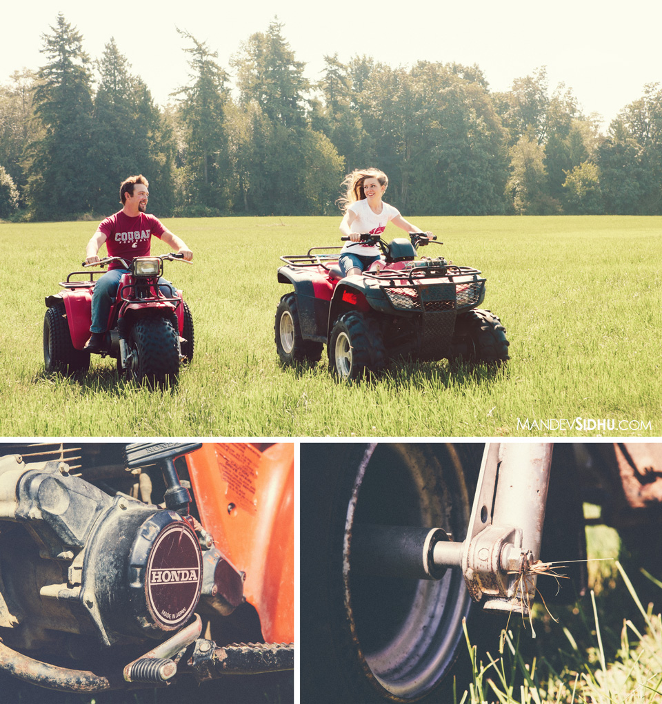 country engagement four-wheelers