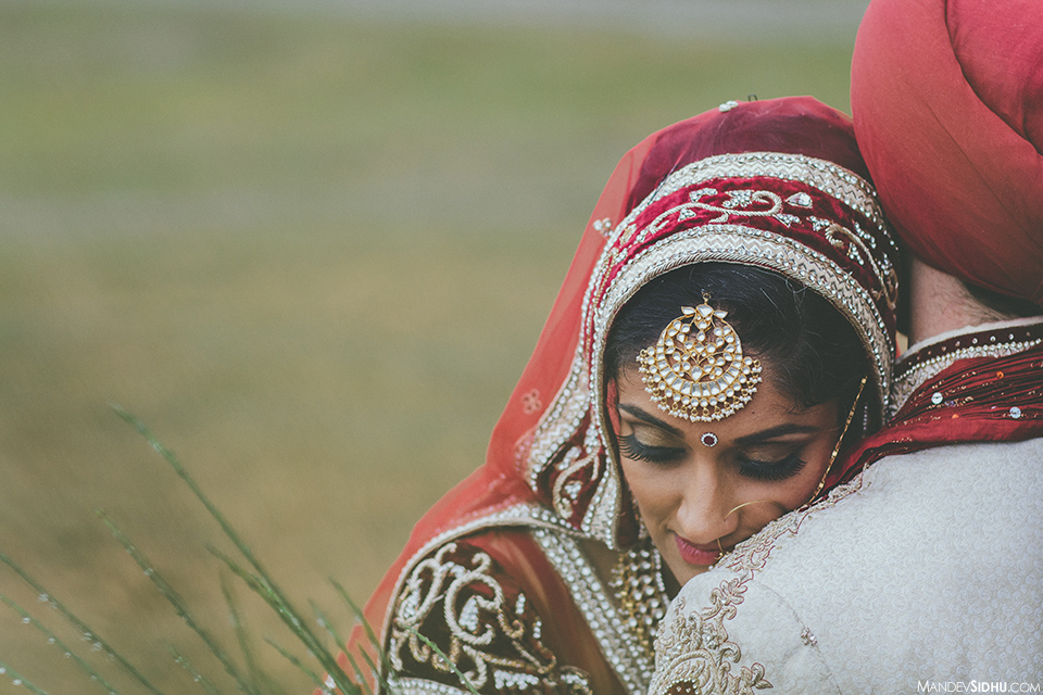 Modern Indian Wedding Photographer in Seattle