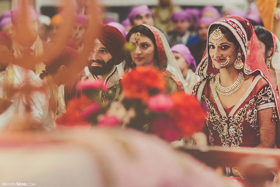Renton Gurdwara Anand Karaj Sikh wedding ceremony