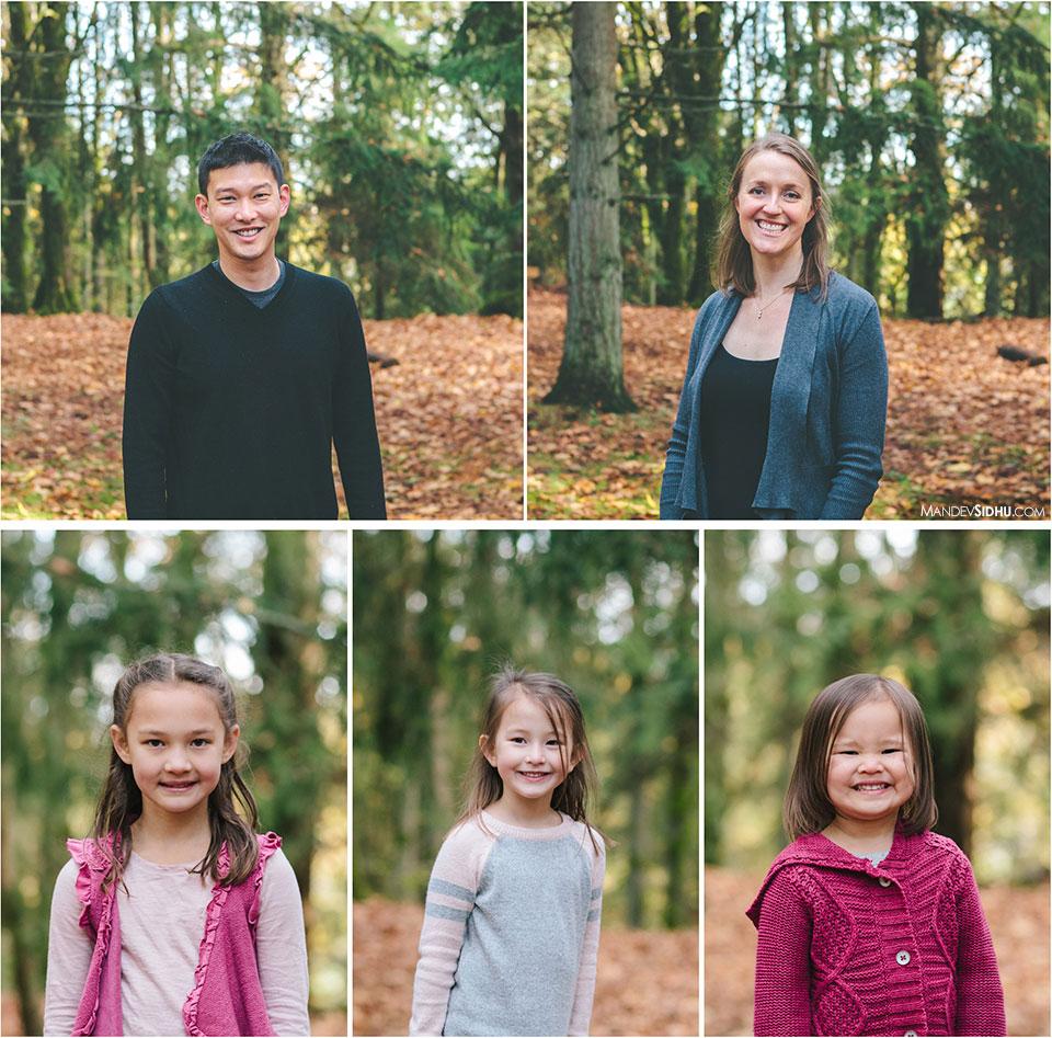 Seattle Family Photographer - Woodland Park