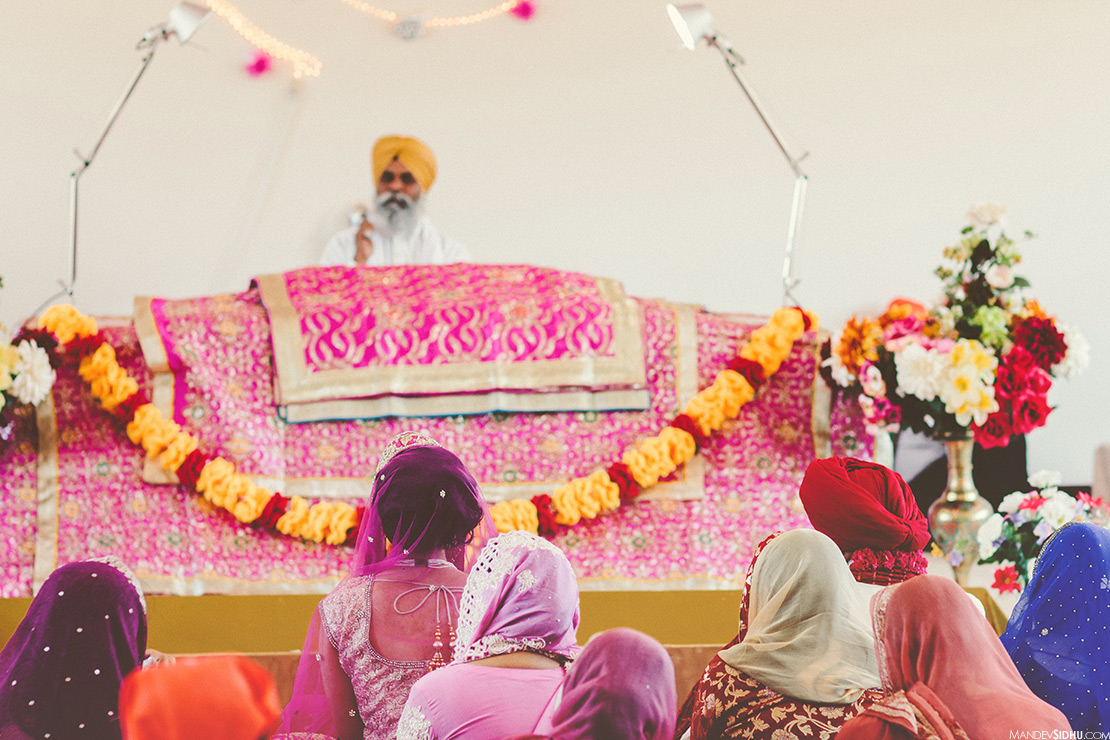 Bothell Gurdwara Wedding Photos