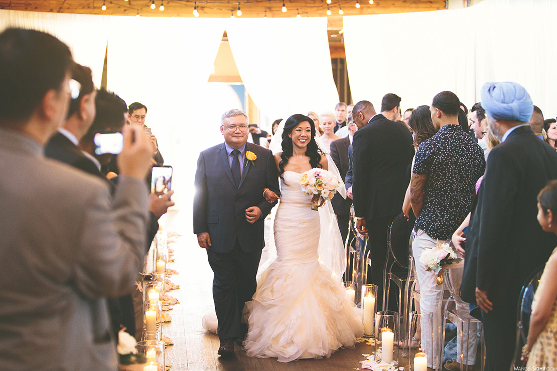 Japanese-Indian Civil wedding Ceremony