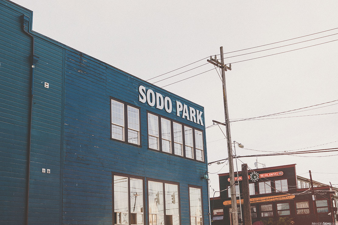 Sodo Park Indian wedding venue seattle