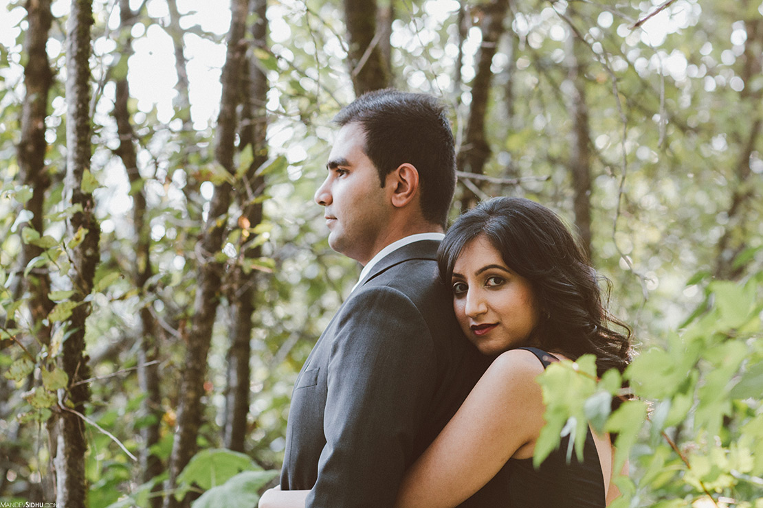 best engagement photos at Snoqualmie