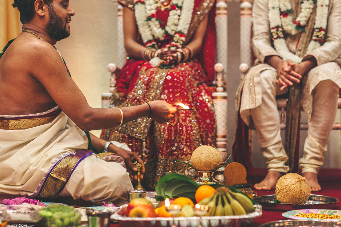 Hindu Wedding rituals and traditions - Wedding at Westin Bellevue