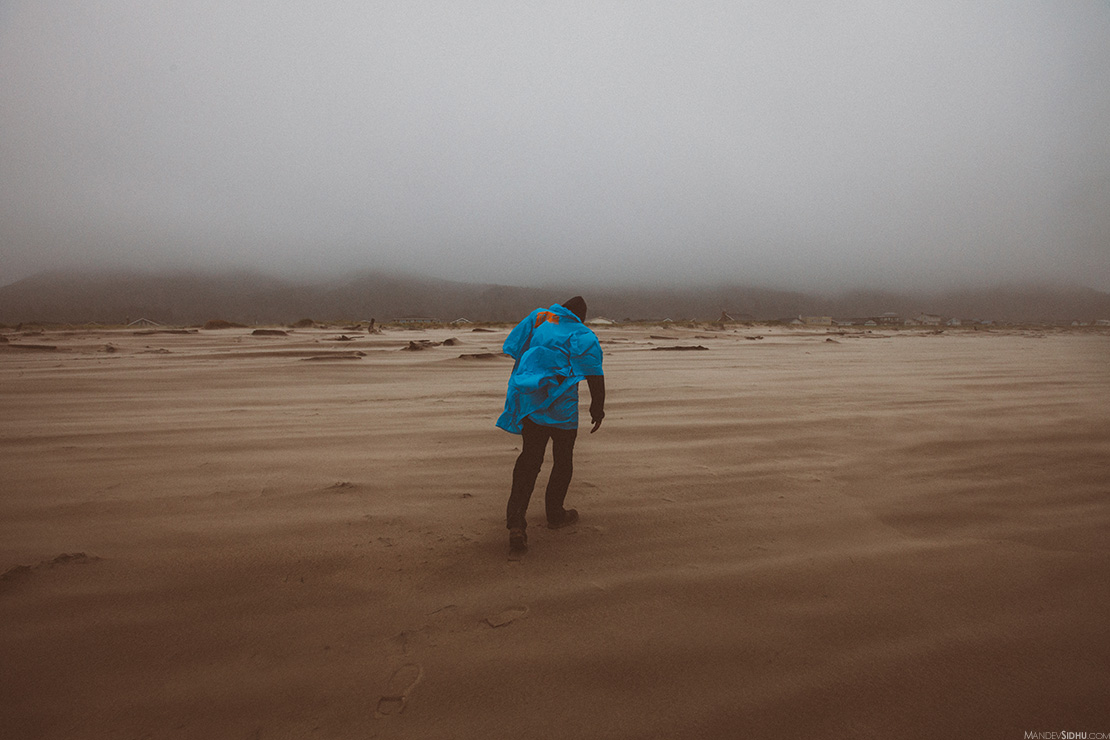 Rockaway Beach Windstorm