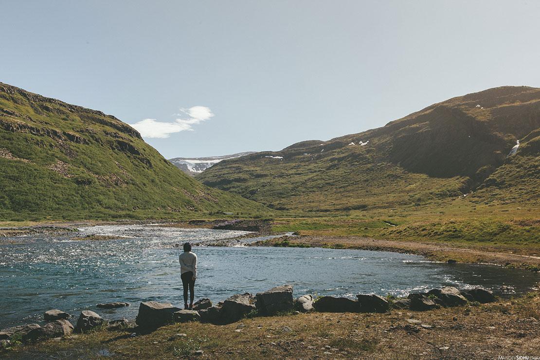 Westfjords Hike in Iceland